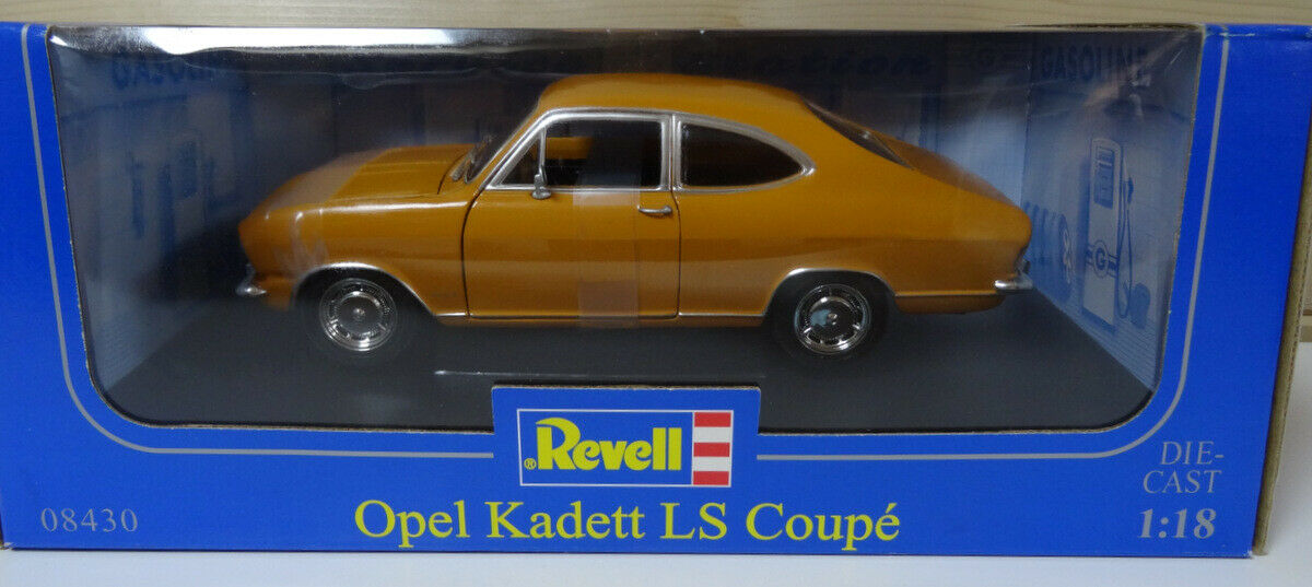 OPE kadett ls coupe by reverell 08430 1  18