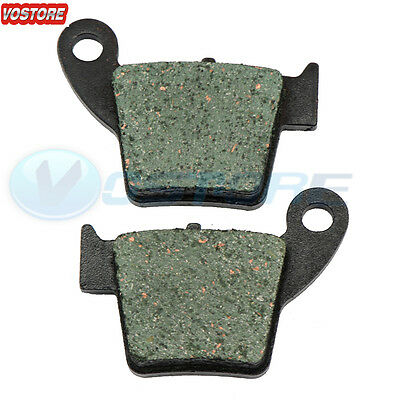 F+R Brake Pads fit HONDA CR 125 R CR 250 R CRF 250 R CRF 450