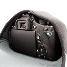Soft Neoprene Pouch Case Cover Bag for Canon EOS Rebel T3i T3 T5i T5 T4i T1i T2i