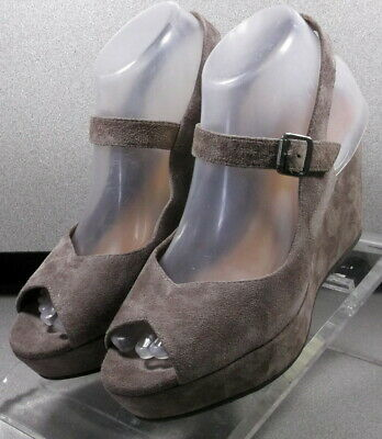 Trask 3601773 LTSP30 Women/'s Shoes Size 7 M Shimmery Beige Leather Flats H.S