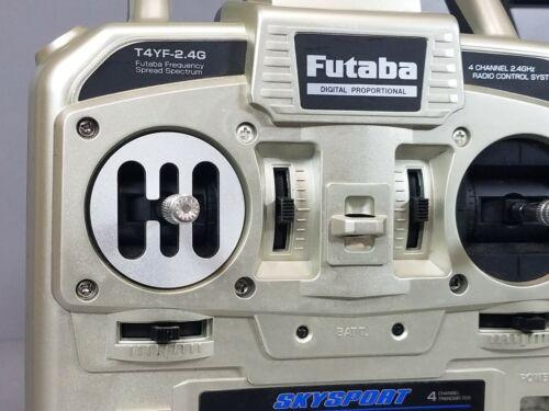 Transmitter RC Stick Shift Gate Plate Tamiya R//C King Knight Grand Hauler Futaba