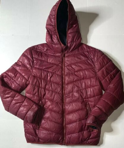 Puffer M Coat taille Zip H Full m Womens wq04tzq1