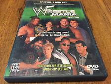 WWF WRESTLEMANIA XVI 16 2000 DVD RARE WWE WCW OOP