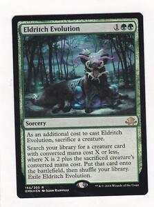 English, Eldritch Moon, Free P/&P MTG Eldritch Evolution