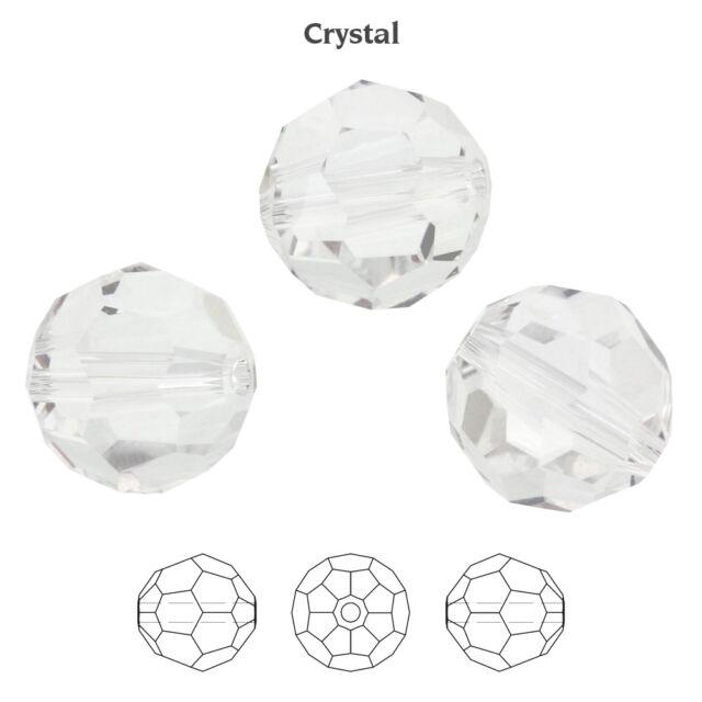 144 10mm Swarovski Crystal