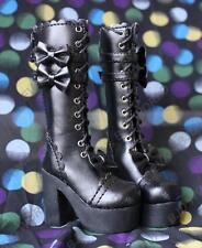 1/4BJD Boots/Shoes Supper dollfie MSD Luts new Black #S77