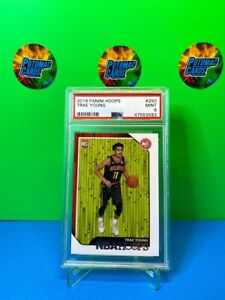 2018-Trae-Young-NBA-Hoops-RC-250-PSA-9