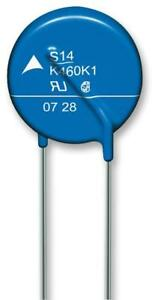 Varistor, 38.0J 250V ac