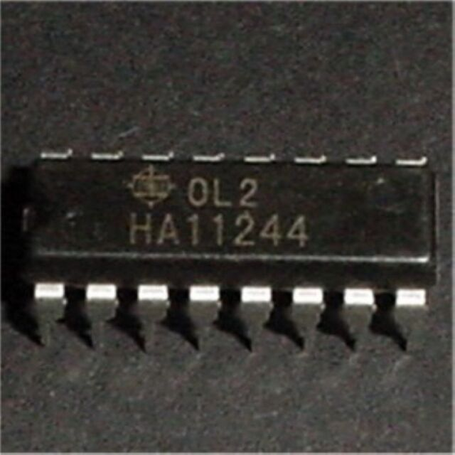 HITACHI HA11244 DIP-16 TV SYNCHRONOUS PROCESSOR