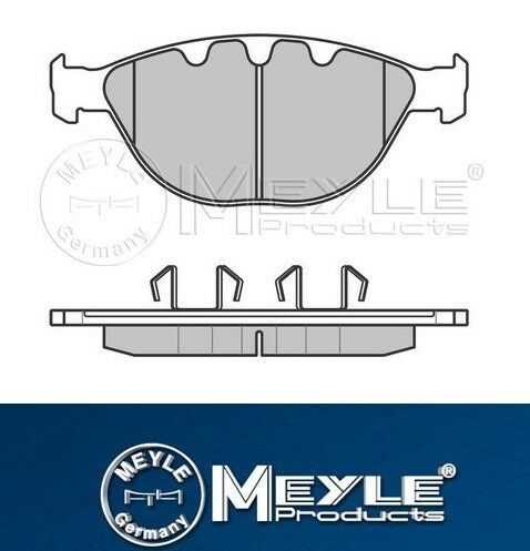 Front Brake Pad  Set BMW E60 E61 535d 550i MEYLE  34116774258
