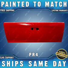 New Painted Pr4 Flame Red Tailgate For 2002 2009 Dodge Ram 1500 2500 3500 02 09 Fits 2008 Dodge Ram 3500