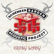 Schenker Barden Acoustic Project Gipsy Lady CD NEW SEALED 2009 Michael MSG Metal
