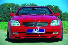 JMS Racelook Frontspoilerlippe für Mercedes Benz SLK R170 bis Facelift