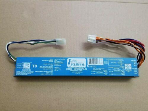 IH2-UNV-270-T8 Details about  /Fulham Refrigerator Ballast Model
