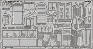 Eduard 32406 P-40N Upgrade Set for Hasegawa / Eduard 1/32