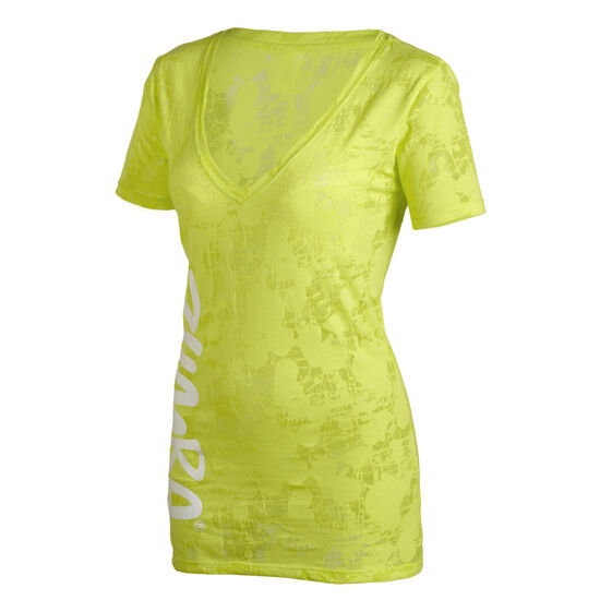 Zumba Amaze Instructor V-Neck Top - Green