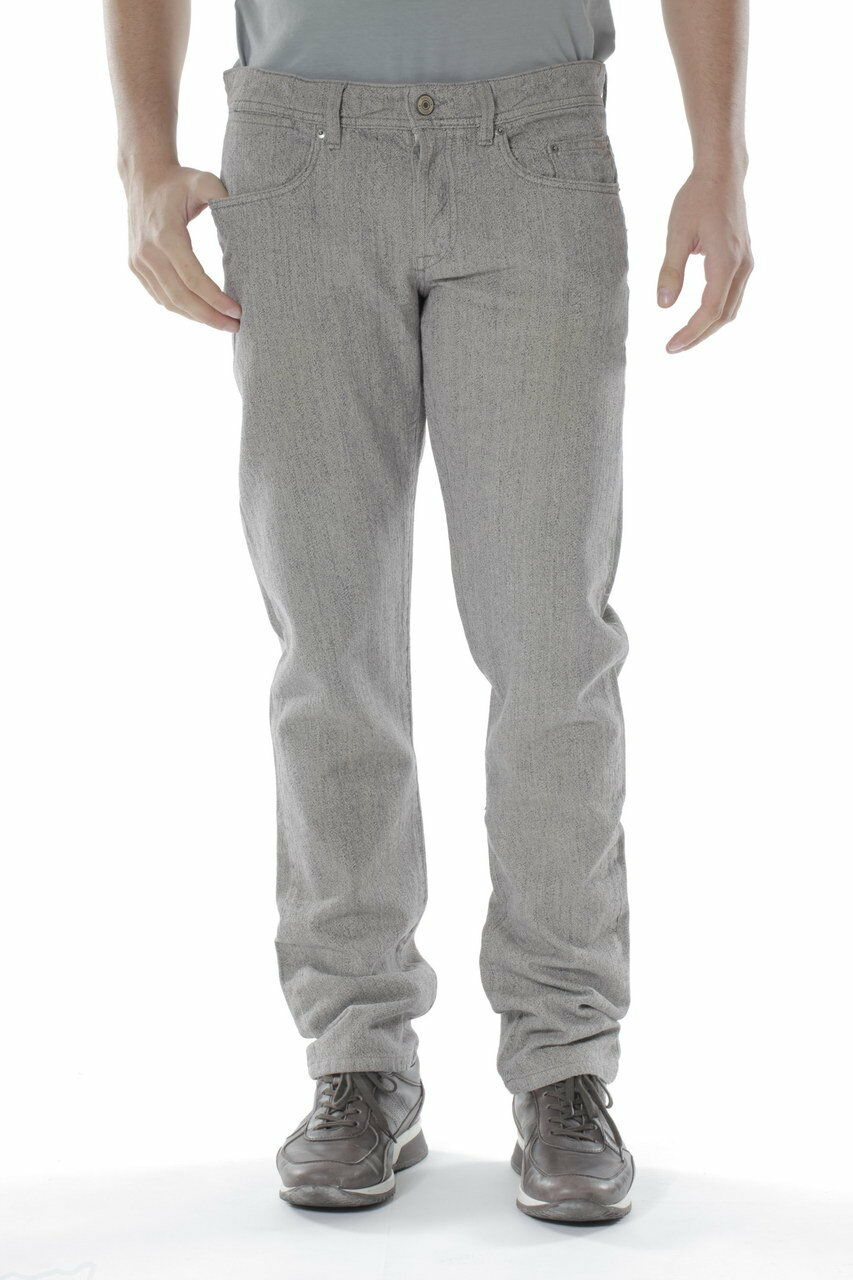 Pantaloni Siviglia Jeans Trouser ITALY men grey SP021USR10019AD17 S850