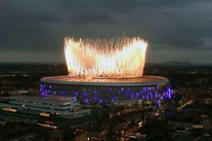 White-Hart-Lane-Tottenham-Spurs-New-Stadium-photograph-photo-picture-print