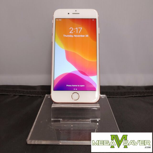Apple Iphone 6s 16gb Rose Gold T Mobile A1688 Cdma Gsm For Sale Online Ebay