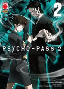 Psycho-pass 2 - Volume 2 Di 5 - Planet Manga Panini - Italiano - Nuovo