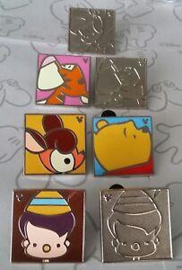 Sweet-Characters-2013-Hidden-Mickey-Series-Set-WDW-Choose-a-Disney-Pin