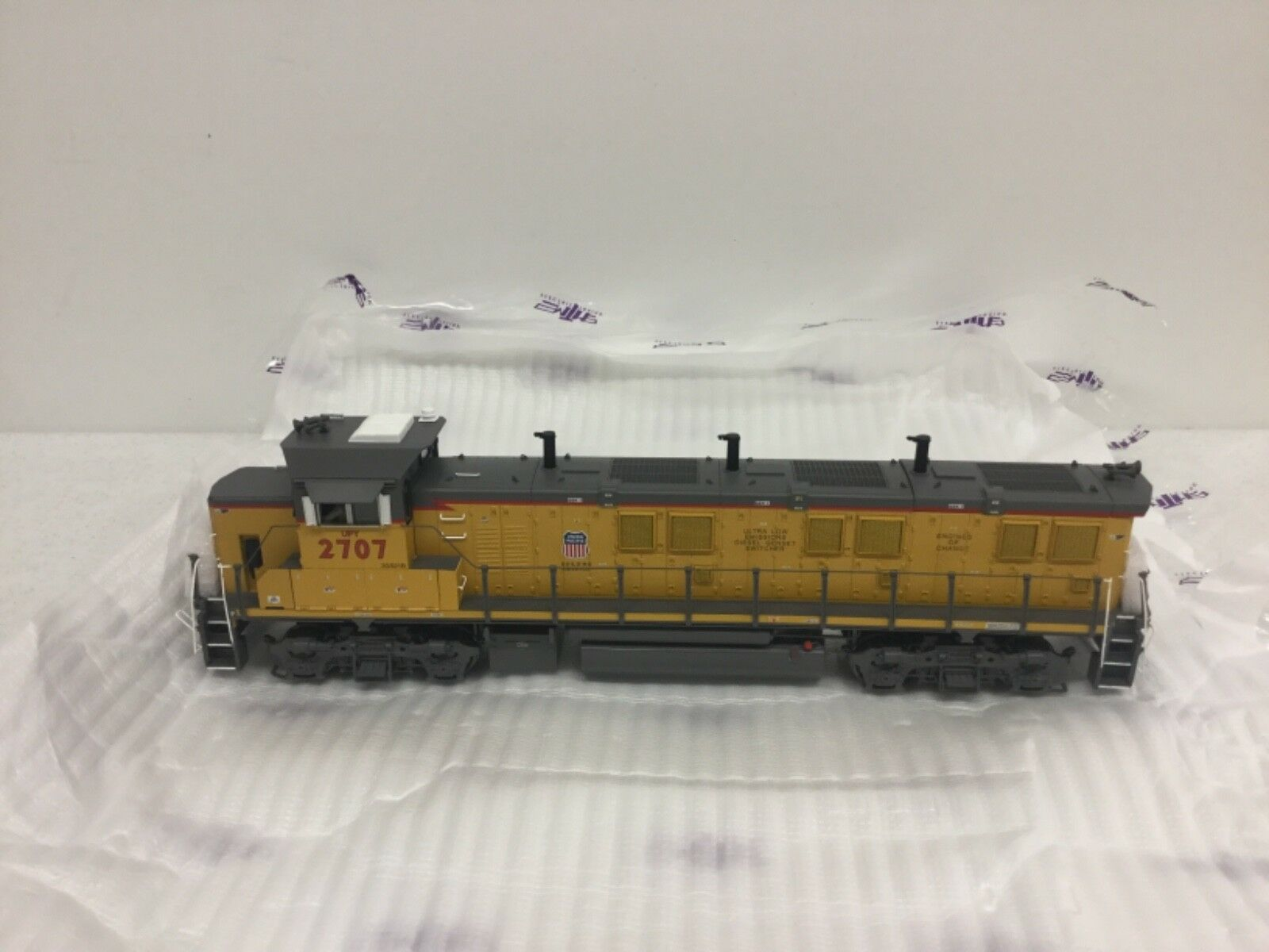 MTH 22-20712-2 Union Pacific GS21B Genset Diesel Engine PS 3.0 2 Rail New