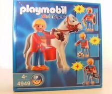 Playmobil Multisport-Girl 4949 Neu & OVP Mädchen Pferd Golf Tennis Sport Reiten