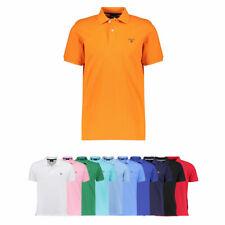 "GANT Herren Poloshirt ""The Summer Pique"" Kurzarm verschiedene Farben S-XXXL NEU"