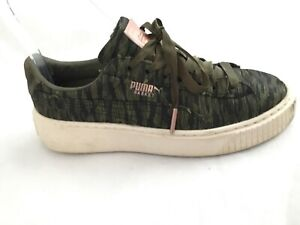 puma basket animal