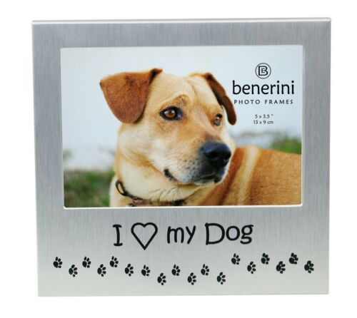 Photo Picture Frame Dog Cat Pony Pet Gifts Animal Lover Paw Kitten Puppy Horse