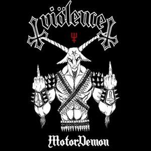 Violence-MotorDemon-CD