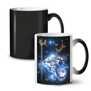 Tiger Face Space Animal NEW Colour Changing Tea Coffee Mug 11 oz | Wellcoda