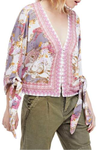 NWT Free people Catch Me If You Can Top Retail $98