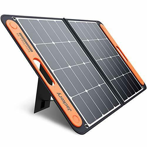 Jackery Solar Panel Portable Generator Foldable Charger 60W Summer Camping RV