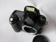 D50 Digital-Nikon D SLR DSLR Cuerpo de Cámara Solamente-Negro-bajo obturador