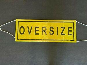 Oversize Banner - Seconds