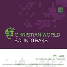 Kari Jobe - We Are  - Accompaniment CD NEW