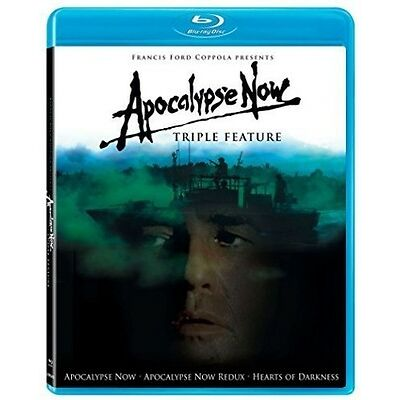 Apocalypse Now Triple Feature Blu-ray