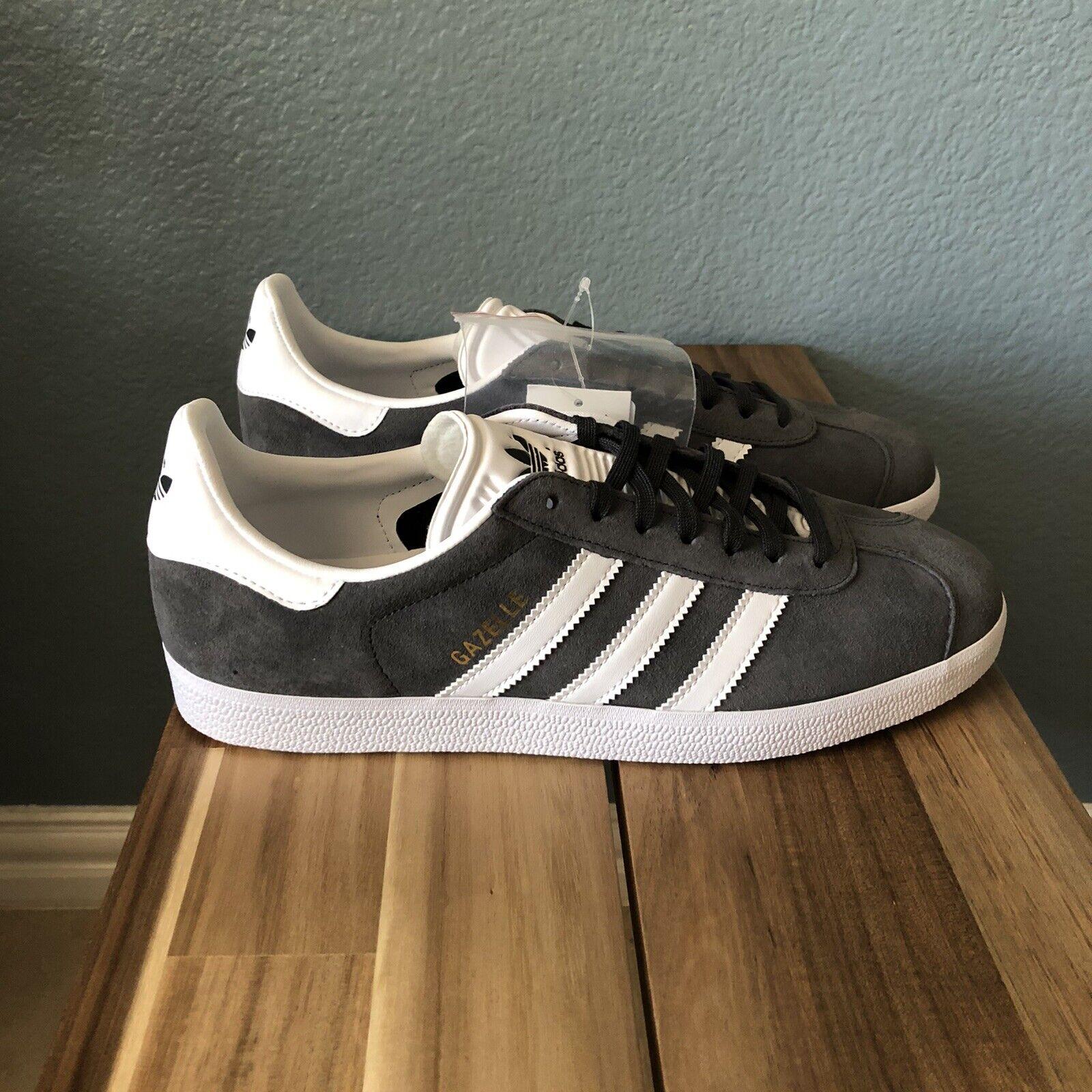 Size 9.5 - adidas Gazelle Grey - BB5480
