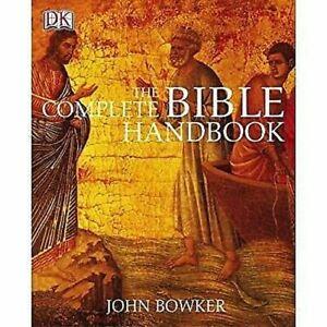 Completo Biblia Manual Libro en Rústica John Bowker