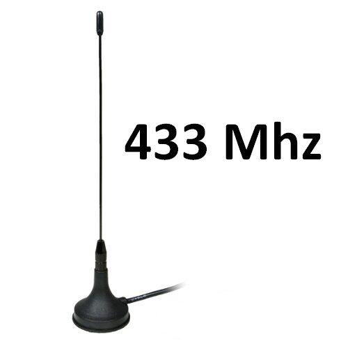 433 Mhz Magnetfuß Antenne Drehtor Schiebetor Drehtorantrieb Schiebetorantrieb