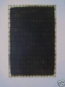 CLAUZEL JACQUES (1941) GRAVURE ORIGINALE QUADRA N° 7 uJ508dC3-09155103-903425007