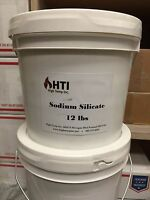 Sodium Silicate Type N Grade Liquid 1 Gal.