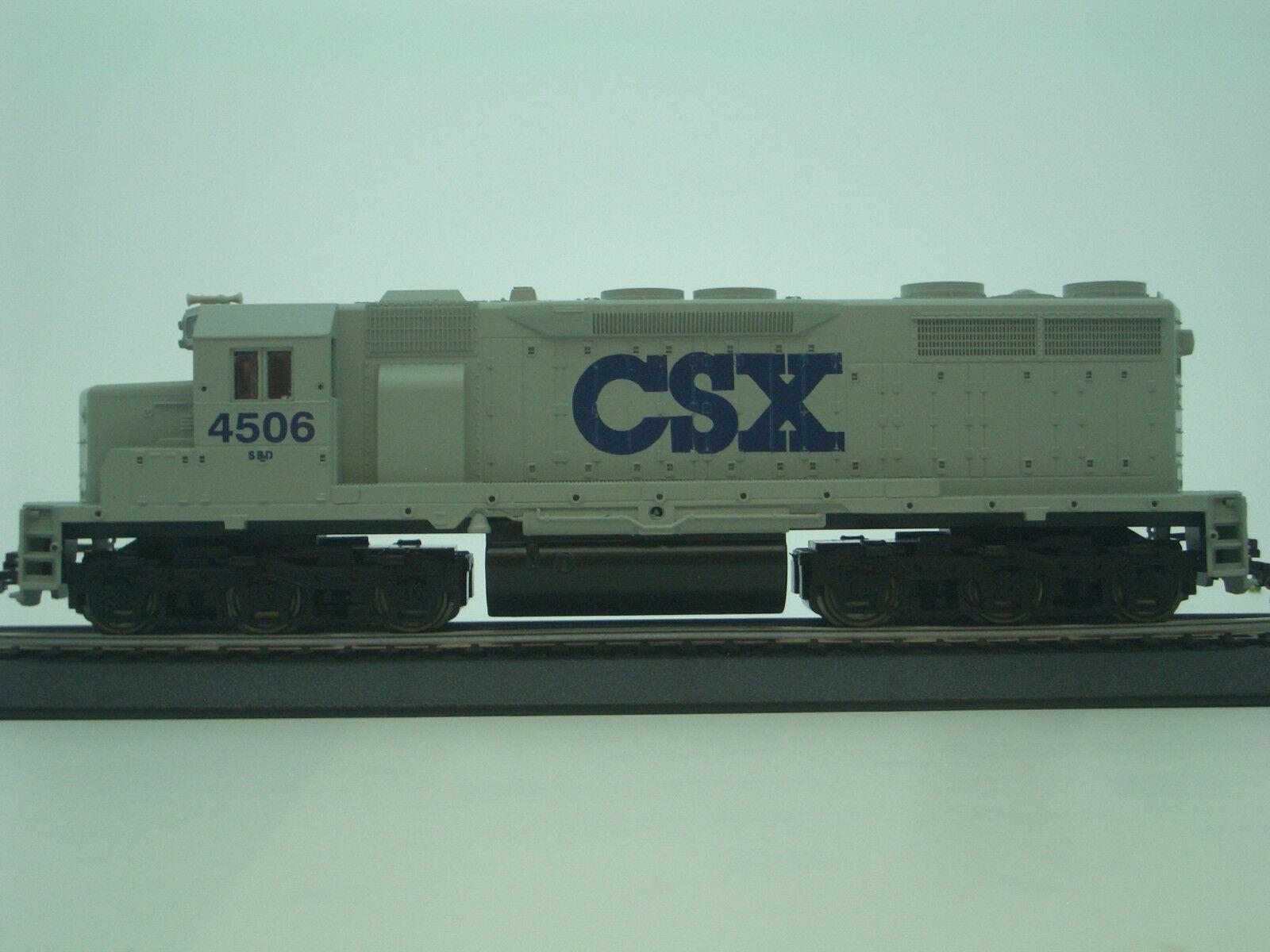 HO MEHANO DIESEL LOCO SD 35  CSX  DC ROAD   4506 CSX LOCOMOTIVE TRAIN  M705