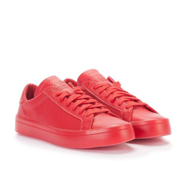 Adidas CourtVantage Adicolor S80253 rot
