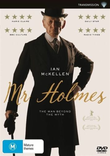 1 of 1 - Mr. Holmes (DVD, 2015)