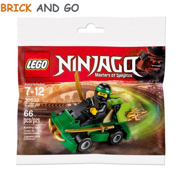 De LloydpolybagNinjago 30532 Turbo Bolide Le Lego 3KcJl1TF