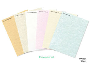 a4 double sided marina certificate papers 6 colours guaranteed