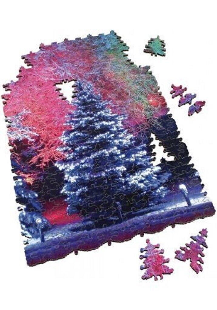 WENTWORTH boisEN Christmas Puzzle 245  Pièce Du Puzzle qui a ruiné Noël  contre authentique