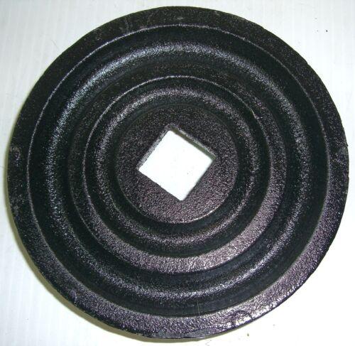 """Disc Bumper Washer 1/"""" Harrow Axle End Cap 5-7//8/"""" Wide Attachment"""